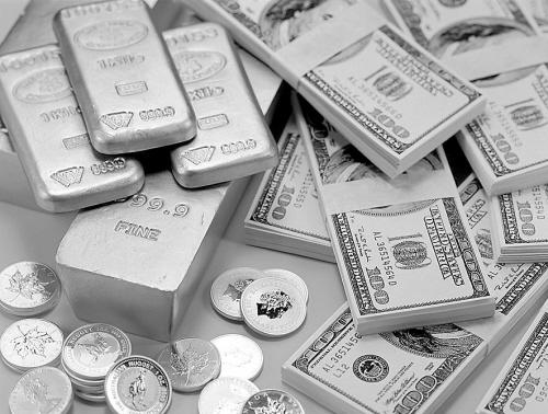 现货白银惨遭抛售 银价短期恐难复元