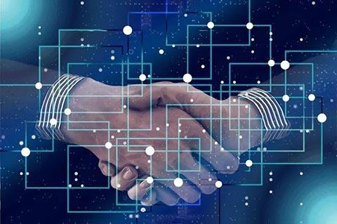区块链发展的关键在于技术与实体经济的融合
