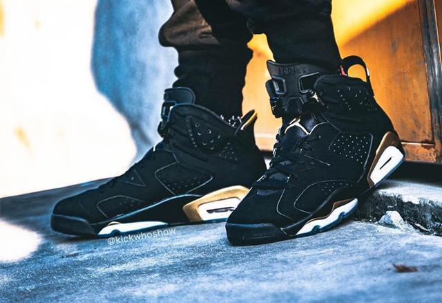 时隔14年后Air Jordan 6首次回归!看完应该没有哪个男孩不喜欢吧