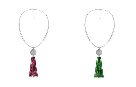 故宫宫廷文化携手ENZO推出香囊系列高级珠宝