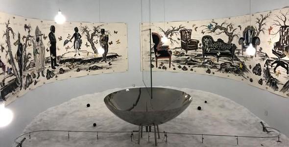 """上海玻璃博物馆当代艺术项目""""退火""""年度展览正式开幕"""