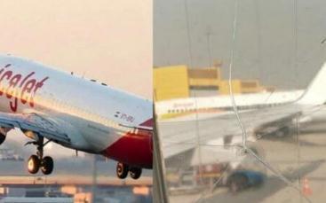 印度一客机机窗裂粘后继续飞 乘客对安全性感到担忧
