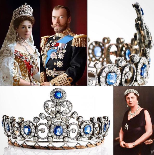 高贵与奢华的象征 俄罗斯的珠寶同样如此