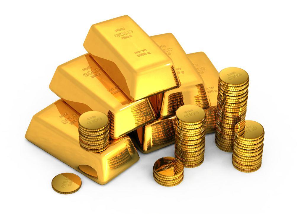 盡管十月份通貨膨脹好于預期 國際黃金仍接近日高