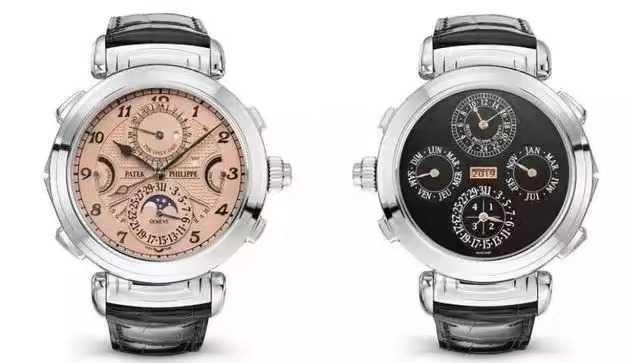 史上最贵腕表诞生 2.2亿元