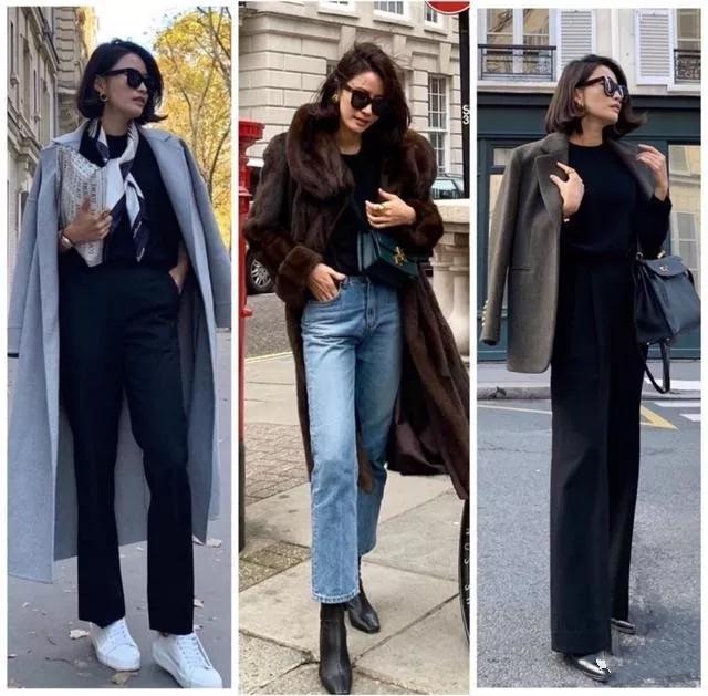 将基础款穿出高级感 看看时髦精都是怎么搭配衣服的吧!