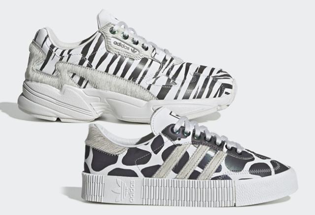 "动物新配色?adidas全新""Animal Pack""即将登场"