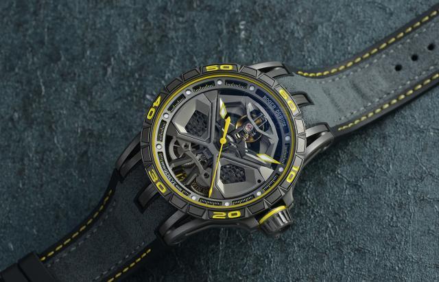 """机械表中的""""兰博基尼"""" 外形超酷的腕表"""