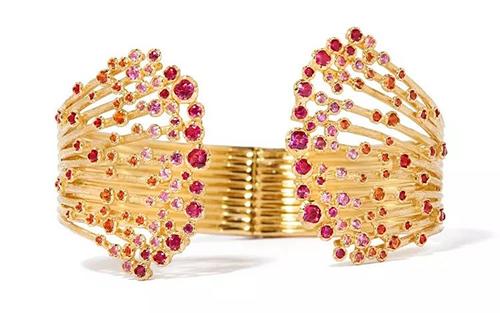 英国珠宝商 Annoushka推出新一季珠宝作品