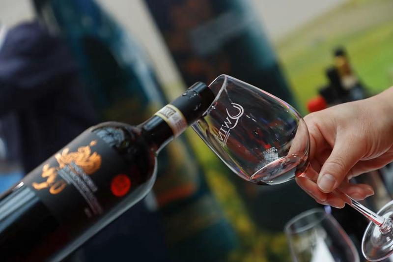 356家国外酒庄签约入驻华侨进口商品博览会