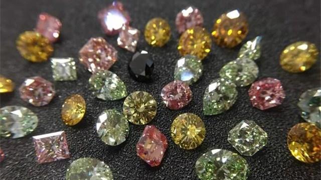 培育钻石是科技与艺术的完美融合 是人类智慧的结晶