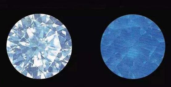 什么是钻石荧光