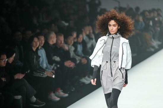 乔丹亮相中国国际时装周 激发了品牌与年轻消费者的情感共鸣