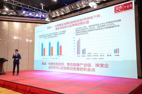 梦金园发布《2019中国黄金饰品行业观察报告》