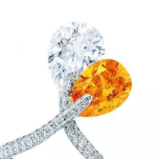 一起欣赏全世界最珍贵的几颗彩色钻石