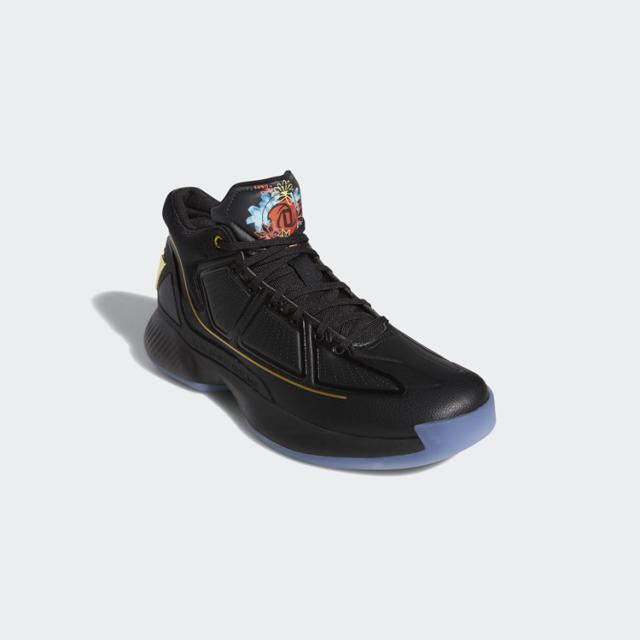 adidas为罗斯打造最新一代签名鞋 又出多款新配色