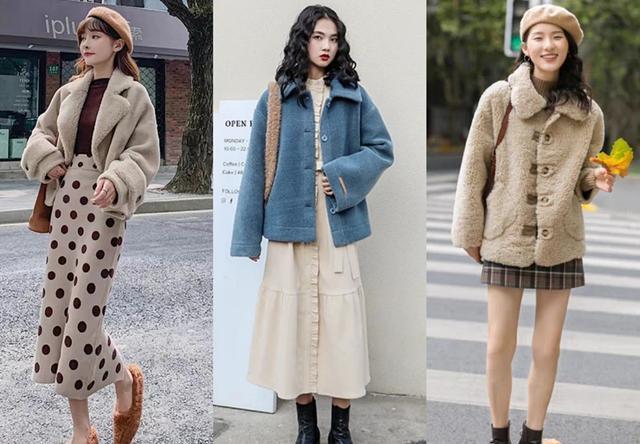 保暖小巧的短外套 看看这几款啦