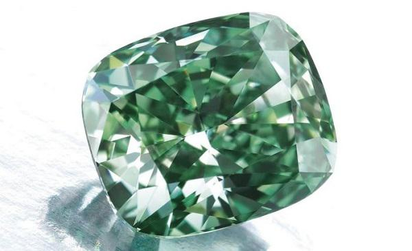 绿色钻石真假鉴定方法