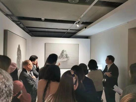 """""""出舟记""""当代艺术展于船厂MIFA1862天工画物SPACE隆重开幕"""
