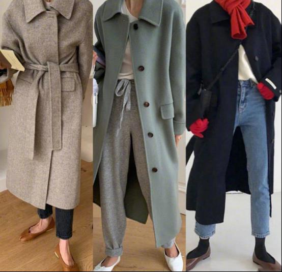 """大衣选这几种""""高级色"""" 简约百搭又提气质哦!"""