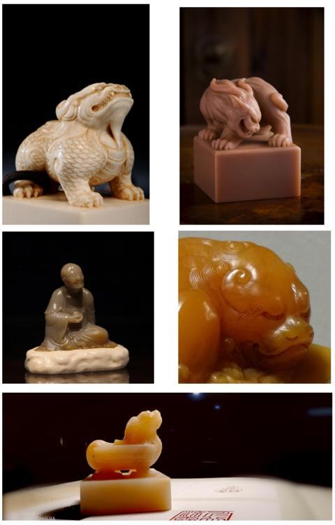 王长坤关于寿山石雕刻的探索之路