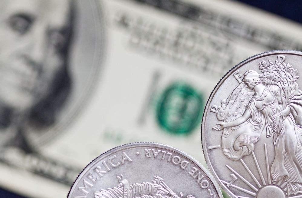 美经济数据表现不佳 白银TD多头趁机上攻