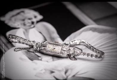 """以卓越成就传奇——宝珀""""隽永的优雅""""女装腕表系列展览"""