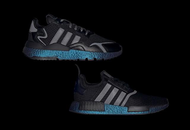 adidas發布兩款黑魂新品!吸睛指數絕對滿分