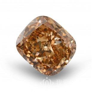 褐色钻石值钱