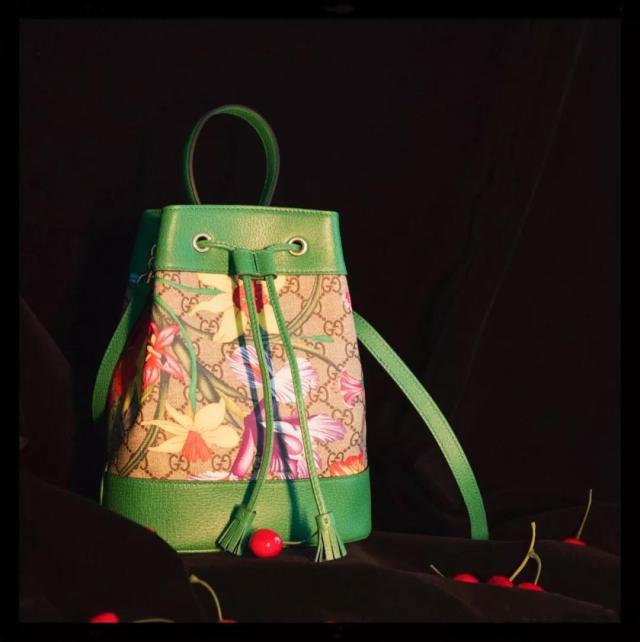 Gucci新推出这个系列的包包 娱乐圈明星都在背它!