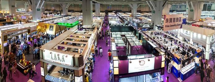 第27届「JMA香港国际珠宝节」隆重开幕