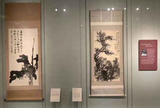 """""""张大千:得心应手""""展 纪念20世纪这位杰出的水墨画家"""