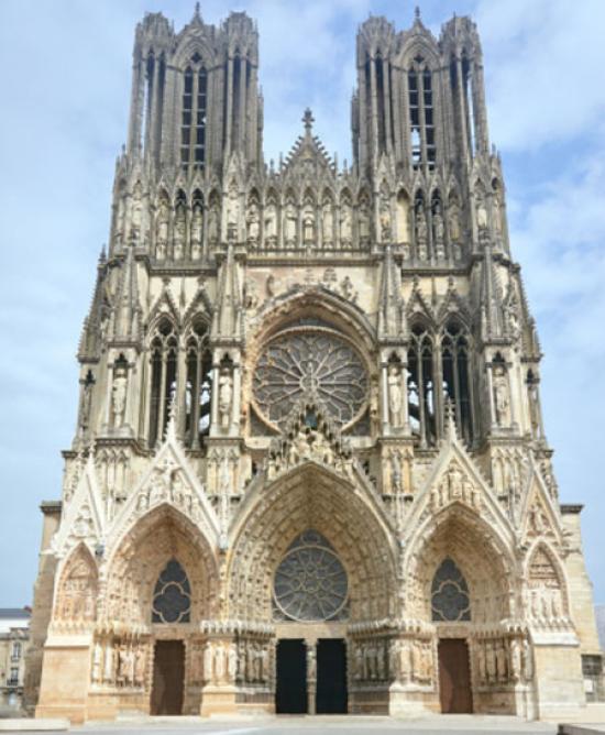 CRD克徕帝从法国兰斯大教堂汲取灵感推出CRD Symbol系列