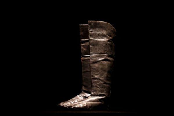 拿破仑靴子拍出11.7万欧元 比预估价格的两倍还高