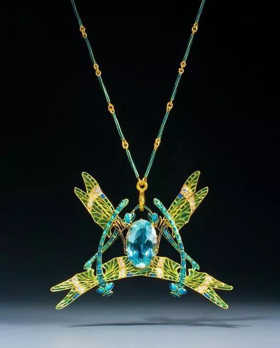 珠宝界天才们的作品 能美到让你尖叫的!
