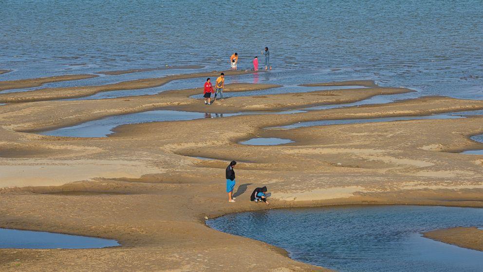湄公河河水变色 下游或面临重大问题