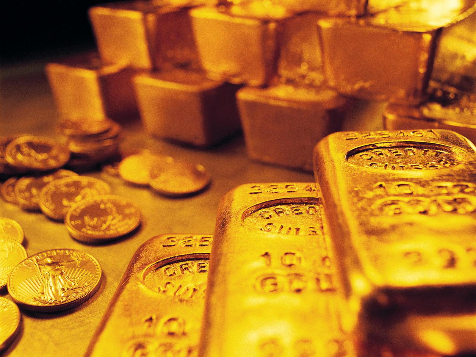 现货黄金价再度失守1460 后市恐还要大跌?