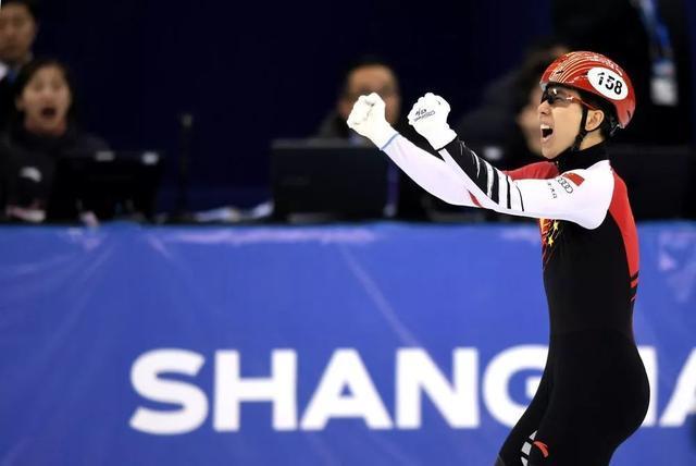 短道速滑世界杯 中国队2金2银2铜收官