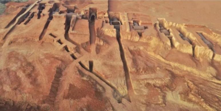 江西南昌发现罕见六朝墓群 是海上丝绸之路发展期形成的缩影