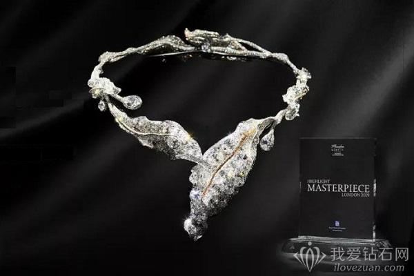 珠宝品牌CINDY CHAO The Art Jewel开启2019年亚洲最大规模的巡回珠宝展