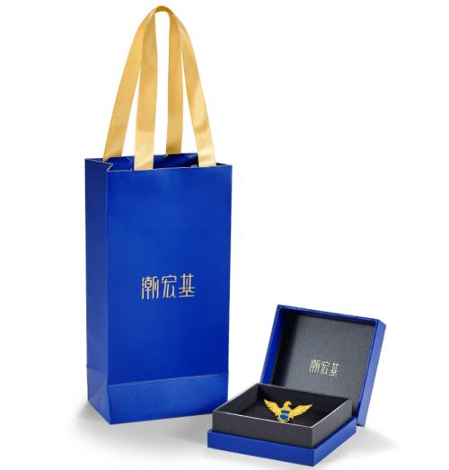 潮宏基珠宝助力第l7届新财富佳分析师颁奖典礼