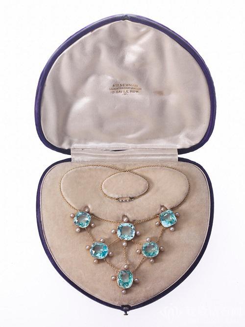 """以艺术珠宝的形式展现""""女性""""主题 回溯20世纪早期的艺术珠宝发展"""
