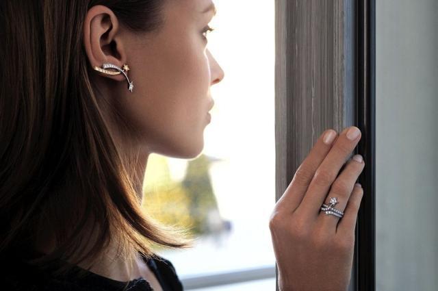 香奈儿为Comète高级珠宝系列推出全新作品