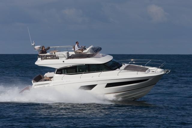 新PRESTIGE 420将亮相泰国普吉岛游艇展