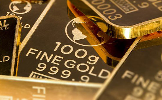 现货黄金多头持续爆发 日内最多涨超15美元
