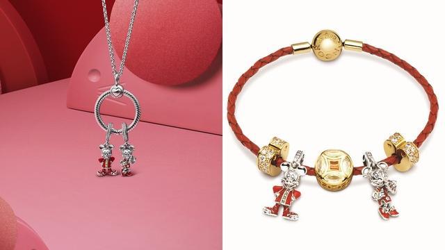 珠宝品牌再度携手迪士尼 化身最萌趣的贺岁拜年吉祥物