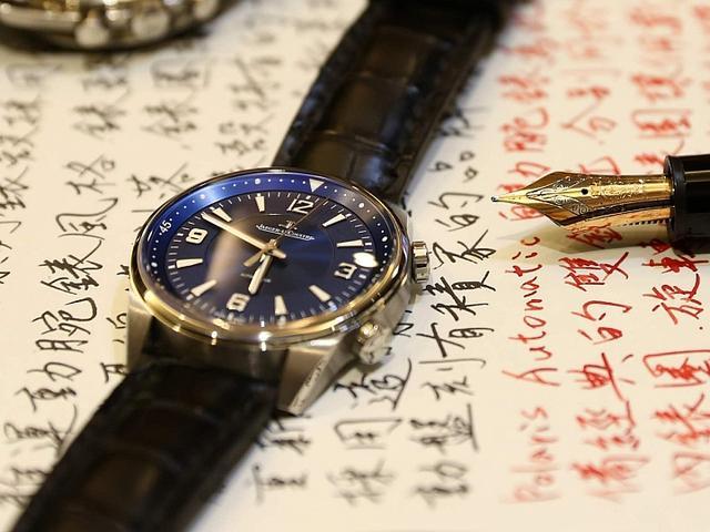 开箱积家腕表 运动风尚与复古优雅的结合之作!