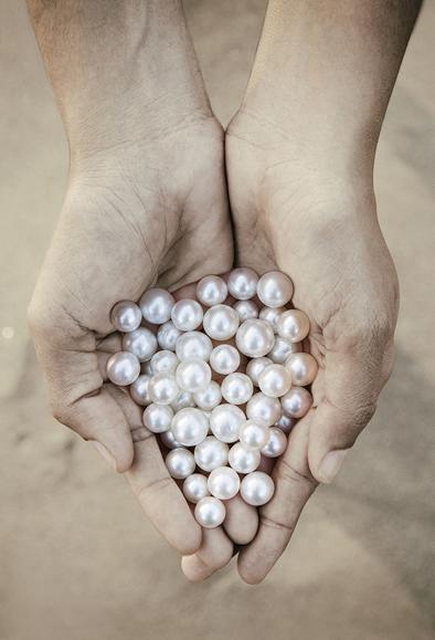 Atlas Pearls致力于环保养殖珍珠 为可持续发展铺路