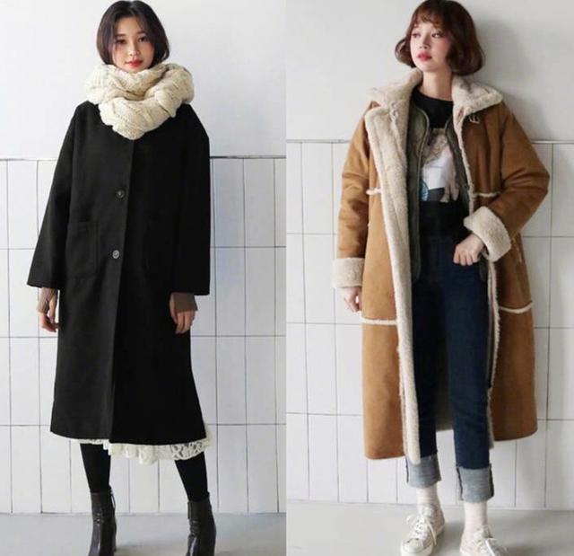 时髦保暖穿搭 让你美得与众不同!