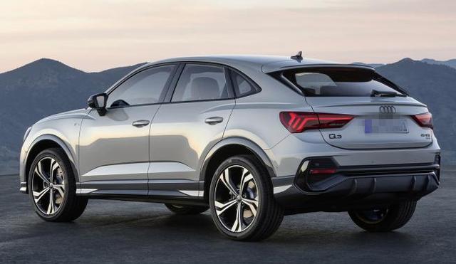一汽首款奥迪轿跑SUV来袭 2.0T配四驱入门或31万!